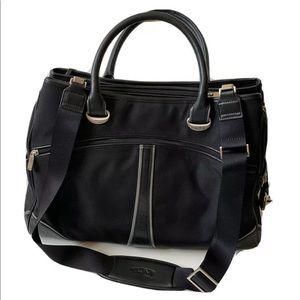 Tumi ballistic nylon briefcase laptop bag